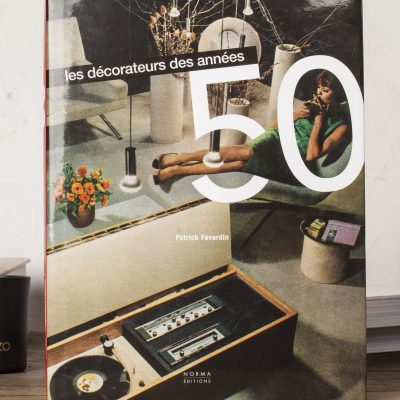 LIBRO ``LES DECORATEURS DES ANNES 50´´