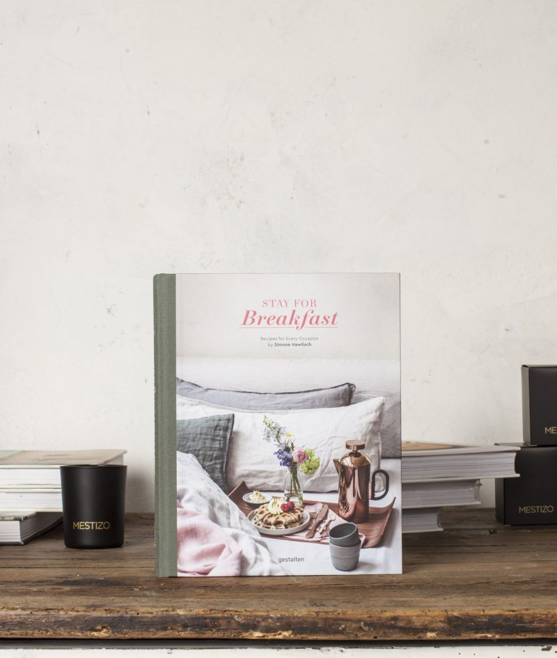 LIBRO ``STAY FOR BREAKSFAST´´