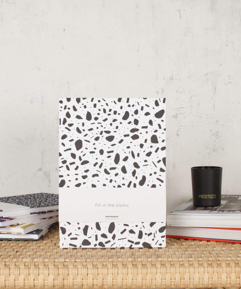 CUADERNO SPACE STONE