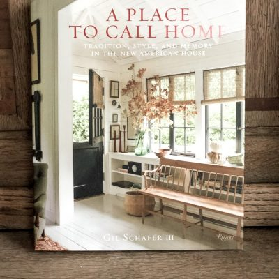 "LIBRO ""A PLACE TO CALL HOME"""